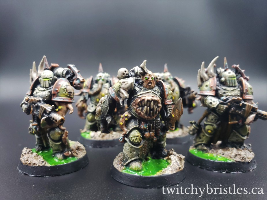 Plague Marines (Easy-to-Build)