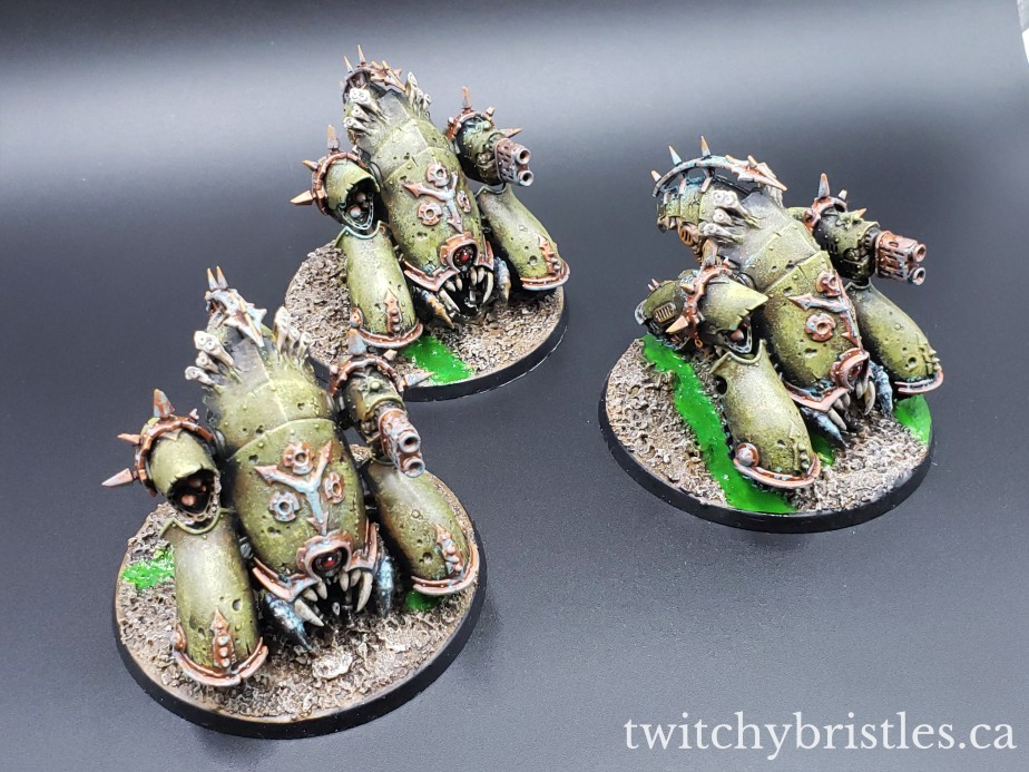Myphitic Blight-Haulers