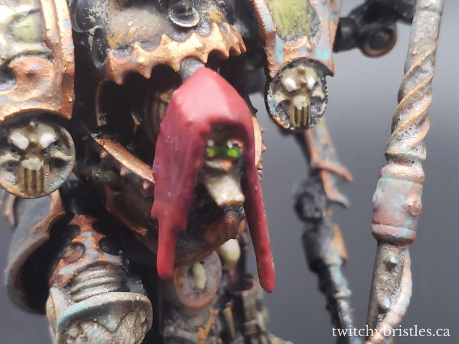 """Hierophant Abraxxazz"" – More Nightmare Fuel by ArtelW"